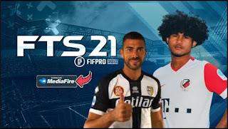 Download FTS 21 Winter Season Final Update Fix Transfer Eropa & Best Graphics Jersey HD