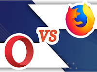 Opera vs Firefox Browser Mana yang Lebih Baik di Android