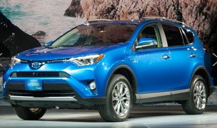 2016 Toyota Rav4 Hybrid Release Date New York