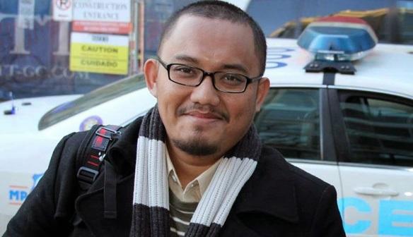 Ketua Umum PP Pemuda Muhammadiyah, Dahnil Anzar