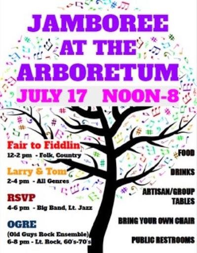 7-17 Jamboree At The Coudersport Arboretum
