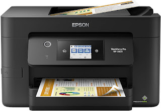 Epson Workforce Pro WF-3820 Wireless Drivers Download