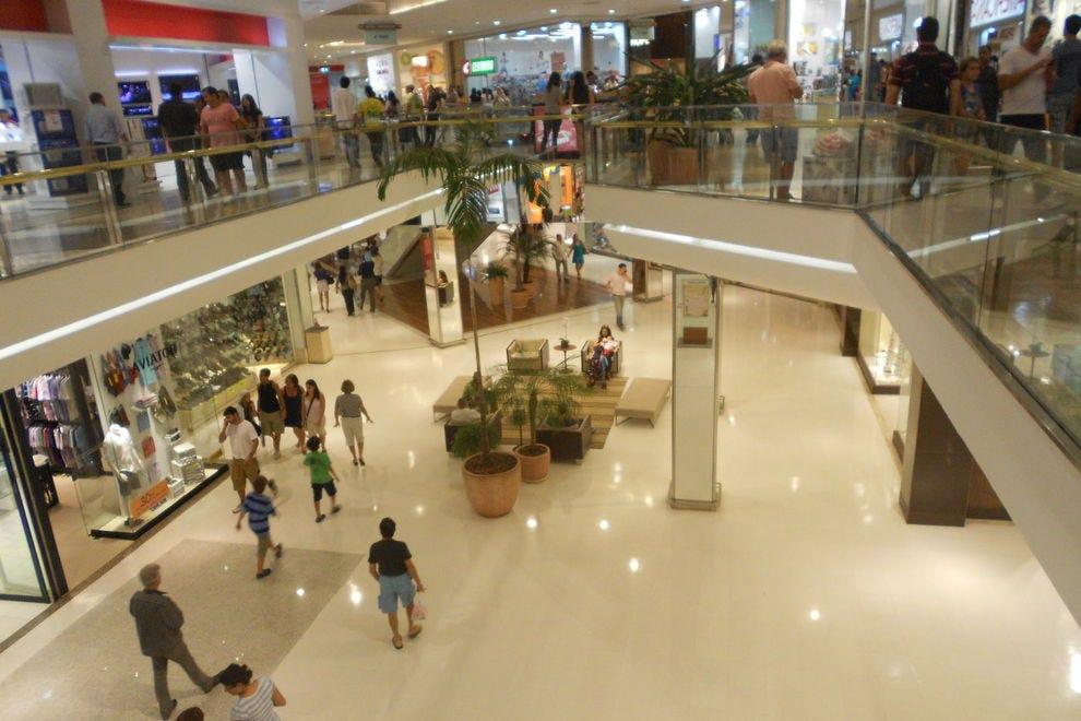 Торговый центр в Рио де Жанейро