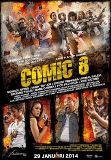 Comic 8 DVDRip