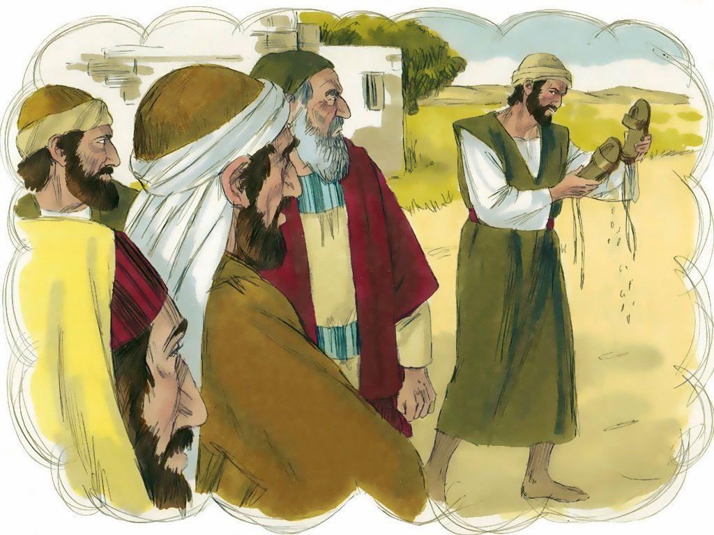 describing barnabas from the bible The barnabas chronicles is the ministry of what is hell likethere are two descriptions of hell in the bible jesus often used the word gehenna to describe.