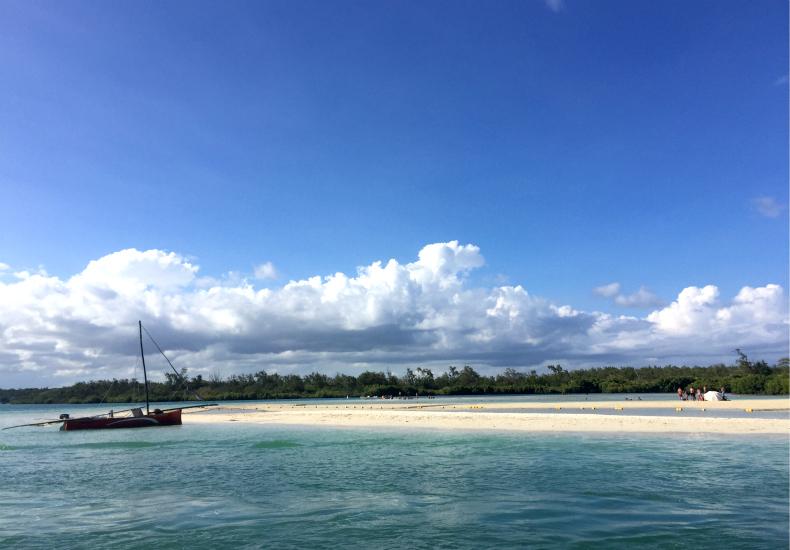 LUX Belle Mare Mauritius Iles Des Deux Cocos Beach