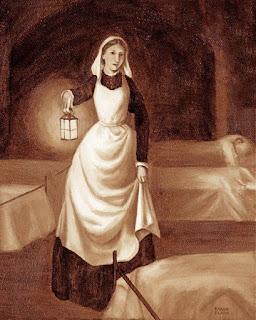 Φλόρενς Νεϊτινγκέϊλ (Florence Nightingale)