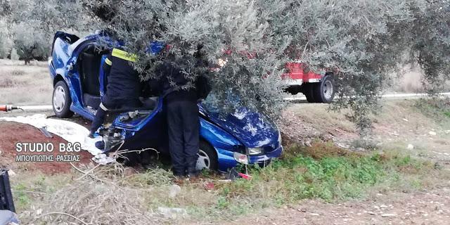 Θρήνος στη Νεμέα για τον 46χρονο οικογενειάρχη που έχασε την ζωή του σε τροχαίο στην Στέρνα