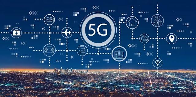 Teknologi 5G Deretan Teknologi Masa Depan yang Sudah Mulai Dikembangkan