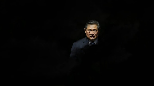 SBY Jangan Over Acting
