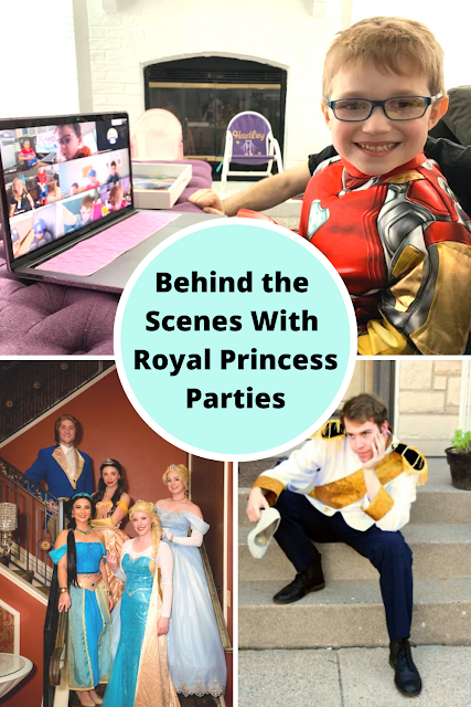 Royal Princess Parties Weaving Royal Magic in the Chicago Suburbs