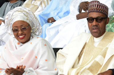 President Buhari accepts gender equality, but insists wife stays out of politics