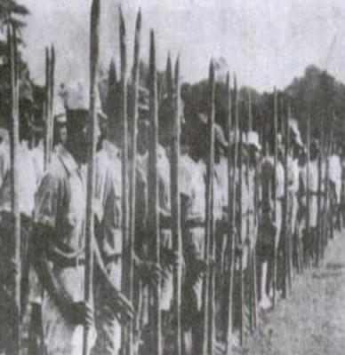 Kehidupan Bangsa Indonesia pada masa Penjajahan Jepang