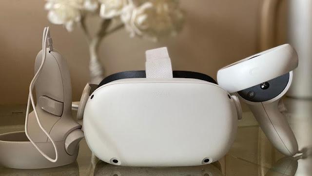 1.Oculus Quest 2