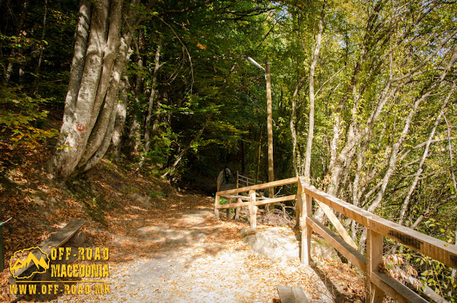 Belasica mountain - road to Smolare waterfall - Novo Selo Municipality