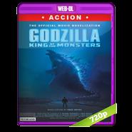 Godzilla II: El rey de los monstruos (2019) WEB-DL 720p Audio Dual Latino-Ingles