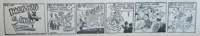 Aventuras y Amenidades nº 28 (4 de Noviembre de 1954)