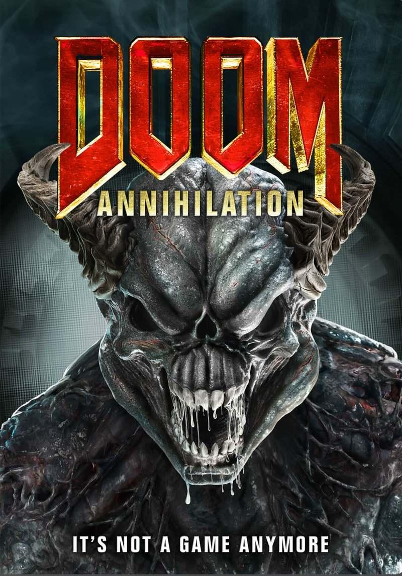 Doom: Annihilation [2019] [CUSTOM HD] [DVDR] [NTSC] [Latino]