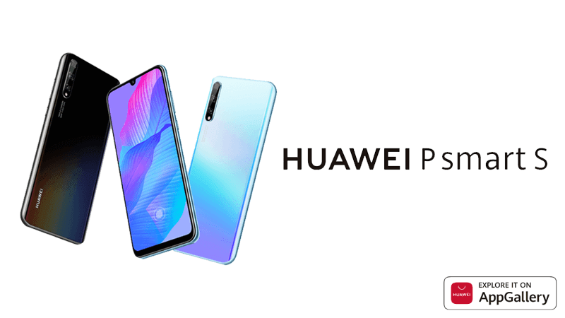 Huawei P smart S with 6.3-inch OLED screen launched