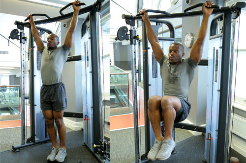 How To Perform Hanging Knee Raises