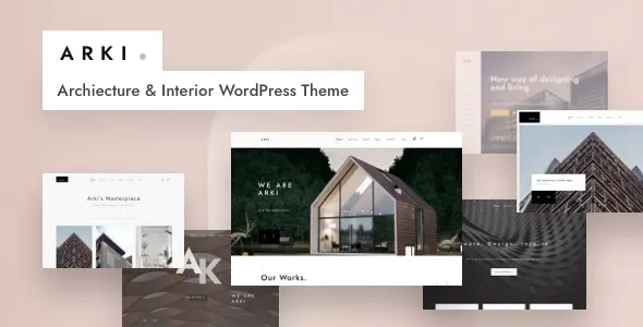Best Architecture and Interior WordPress Theme