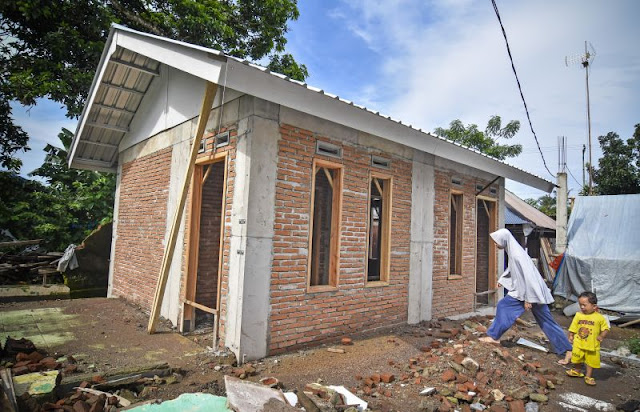 Selamat, Penanganan dan Pembangunan Rumah Korban Gempa Diperpanjang