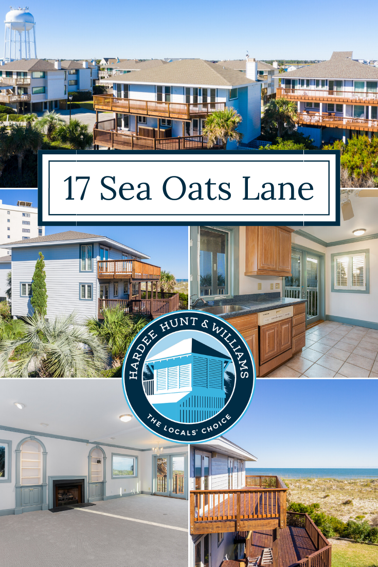 For Sale 17 Sea Oats Lane, Wrightsville Beach NC 28480