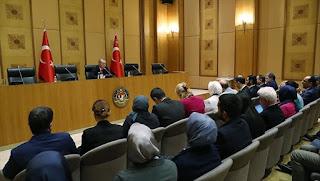 """أردوغان يتعهد بالرد على """"عقوبات"""" واشنطن ضد """"السيل التركي"""""""