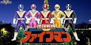 Chikyuu Sentai Fiveman  Completo.