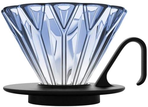ElephantNum HERO Petal Glass Coffee Dripper V60