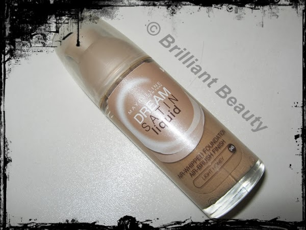Maybelline Dream Satin Liquid