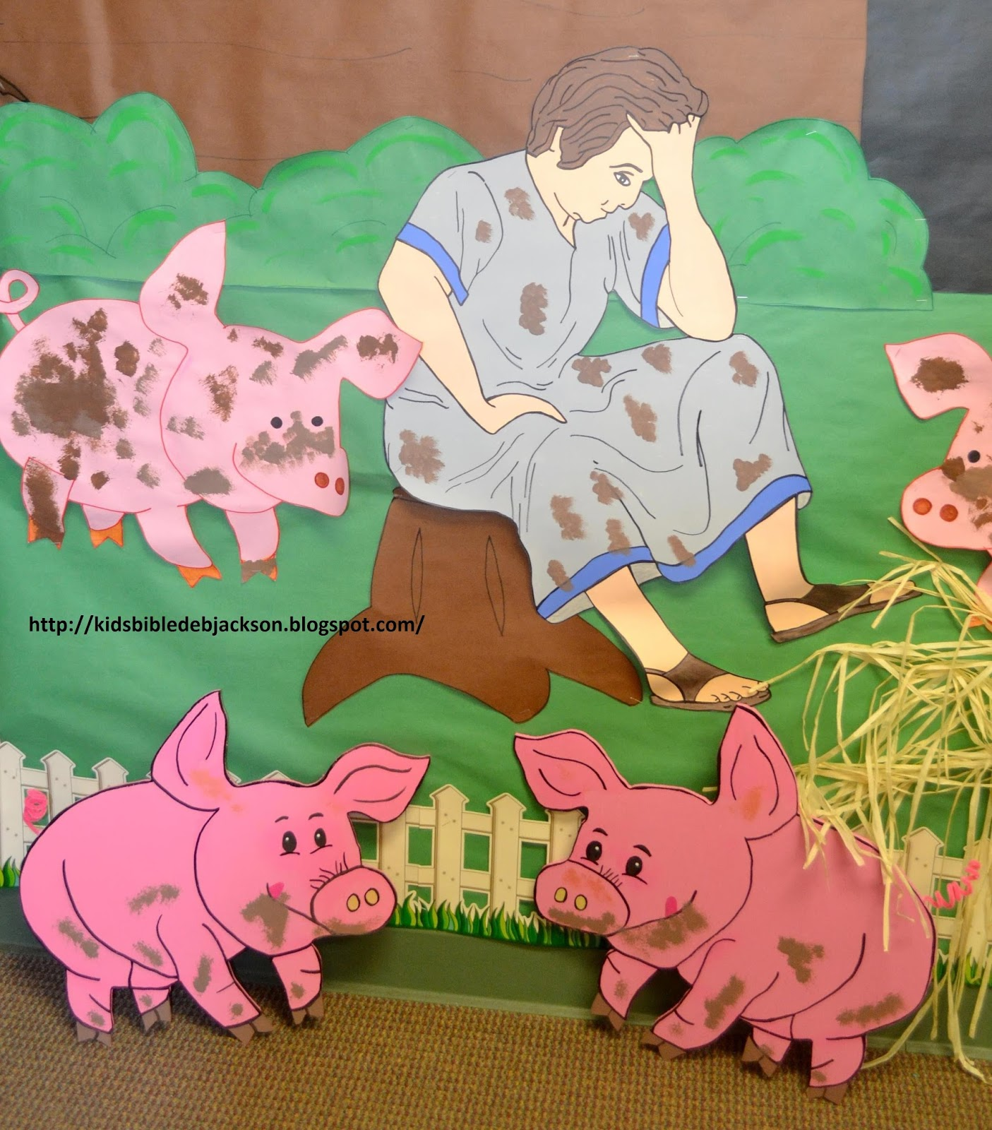 Bible Fun For Kids Parables Of Jesus Vbs Day 2 The