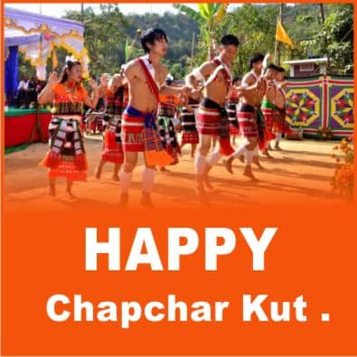 Chapchar Kut sms  With Images