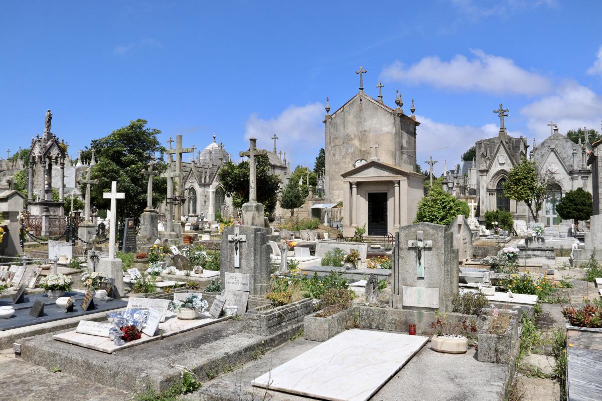 Cemetery of Agramonte (Porto, Portugal)