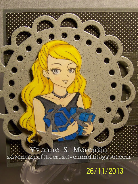 Yvonne S. Morentin-http://adventureofthecreativemind.blogspot.com/