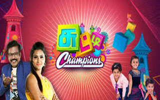 Chutti Champion 12-03-2017 Zee Tamil Tv Reality Show 12th March 2017 Youtube Watch Online