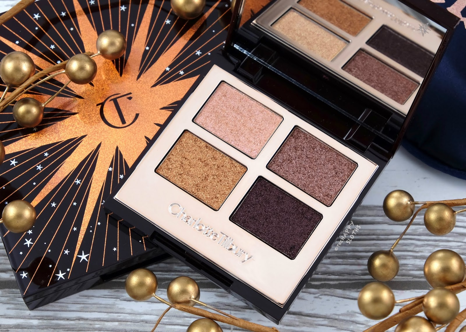 Charlotte Tilbury | Celestial Eyes Luxury Palette of Pops: Review and Swatches
