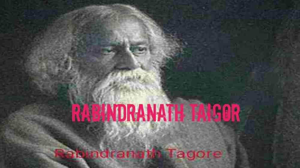 Biography-of-Rabindranath-Tagore