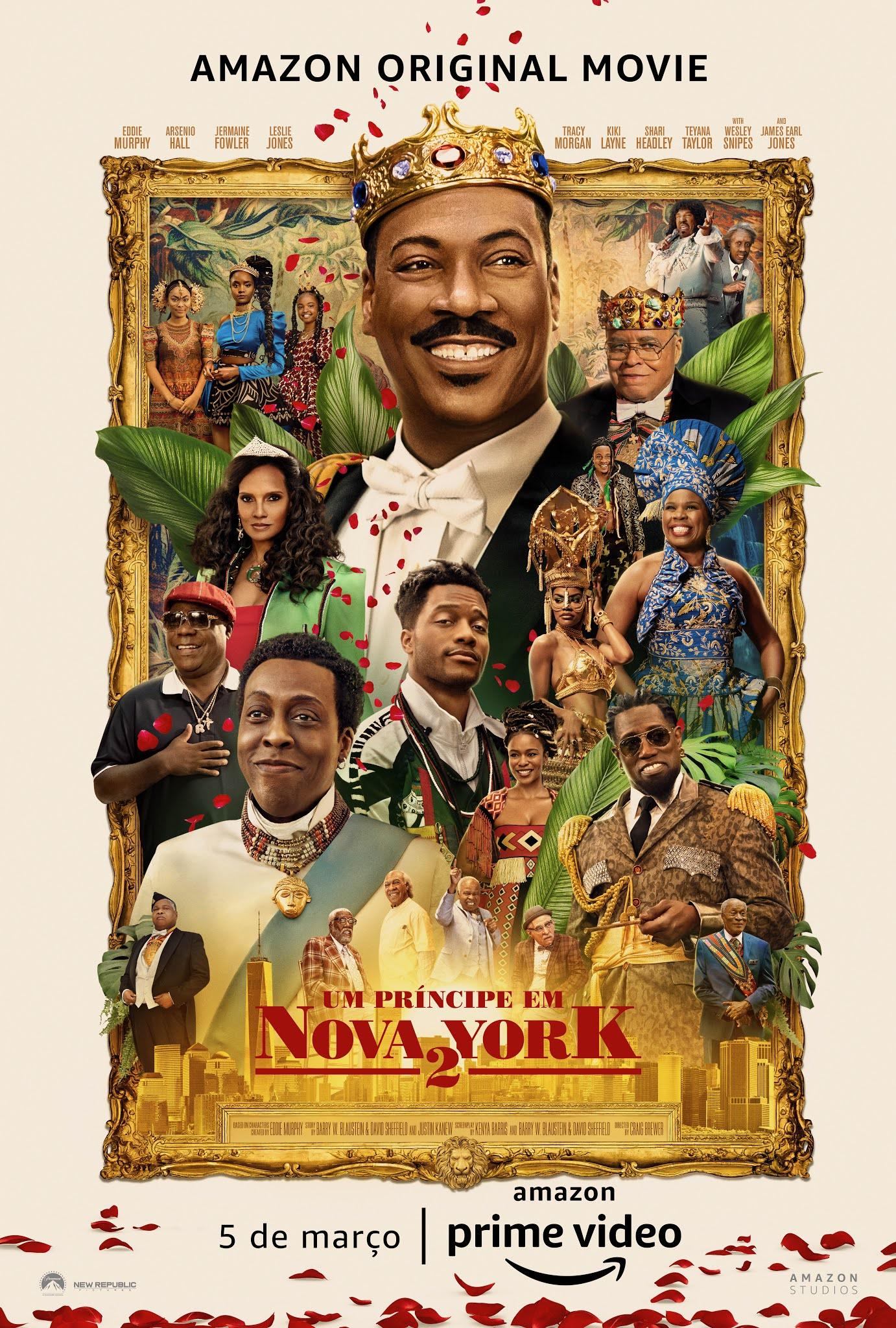 Um Príncipe em Nova York 2 | Lançamento Mundial em Março - Pipocando Noticias