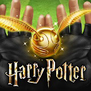 Playstore icon of Harry Potter Hogwarts Mystery