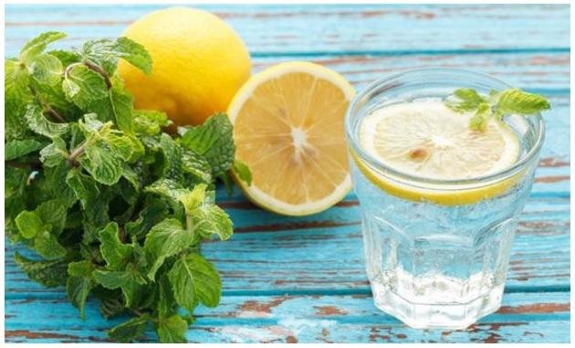 air lemon untuk diet