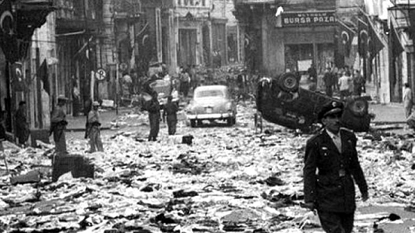 Σεπτεμβριανά - Το Τουρκικό Πογκρόμ Κατά των Ελλήνων το 1955 - 7
