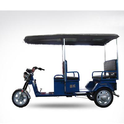 gev e rickshaw