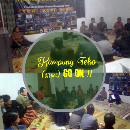 "Patihombo : ""Kampung Teko Must Go On"""