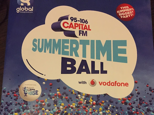 Capital FM Summertime Ball 2016