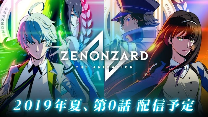 Zenonzard The Animation Episode 0 Subtitle Indonesia