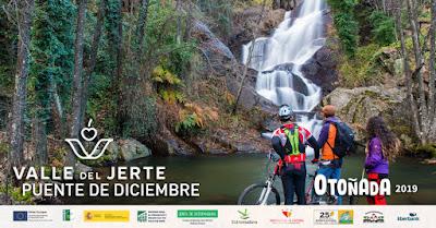 Puente de diciembre 2019 en el Valle del Jerte