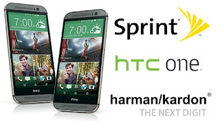 Sprint HTC One M8