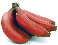 Beneficios y Propiedades del Cambur Morado o Rojo