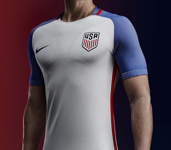 USA Copa America 2016 Kit | Home, Away Jersey